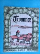 1622 - Suisse Berne Twanner B. Egger-Schläppi - Autres