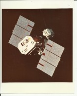 G. NELSON, WEARING THE MANNED MANUEVERING  ASTRONAUT, SPACE FLIGHT TO MOON  --  PHOTO   25,4 Cm X 20,5 Cm  --  2 X SCAN - Aviation