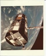 LONG - TERM  RESEARCH  --    ASTRONAUT, SPACE FLIGHT TO MOON  --  PHOTO   25,4 Cm X 20,5 Cm  --  2 X SCAN - Aviation