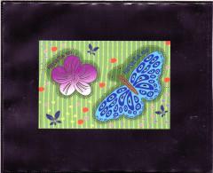 2016 Svizzera - Farfalla E Fiore - Nuovi