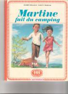 Martine Fait Du Camping (1969)  - Collection Farandole - Martine
