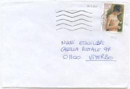 2000 MALATTIE SENO 0.52 ISOLATO BUSTA 31.5.00 – OTTIMA QUALITÀ (6855) - 6. 1946-.. Repubblica