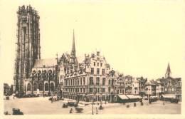 MECHELEN - Hoofdkerk St-Rombout - Mechelen