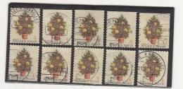 3734 +abc O  Stempels Kunnen Verschillen - Carnets 1953-....