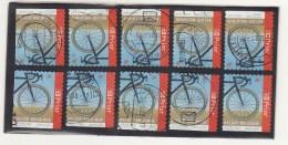 3603 +abc O  Stempels Kunnen Verschillen - Carnets 1953-....
