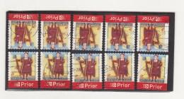 3497+abc O  Stempels Kunnen Verschillen - Carnets 1953-....