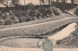 Le Cateau - Cascade Du Jardin Public - Le Cateau