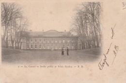 2 - Le Cateau - Jardin Public Et Palais Fénélon - Le Cateau