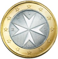 Malta  2016     1 Euro     NIEUW !!! Met Muntmeesterteken Monnaie De Paris Letter F  !!! - Malta