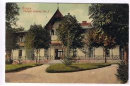 Romania Govora Hotelul Statului Nr 3 Circulata! - Roumanie
