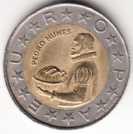 PORTUGAL 1990. PEDRO NUNES . 100 ESCUDOS.BIMETALICA   EBC    CN7014 - Portugal