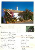 Old House, Algarve, Portugal Postcard Posted 2011 Stamp - Faro