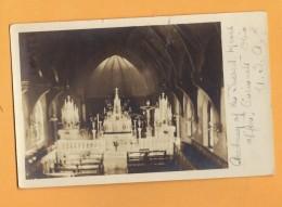 Etats Unis United States Ohio Clifton Cincinnati Academy Of The Sacred Heart Carte Photo Avec Taxe 10 Centimes - Cincinnati