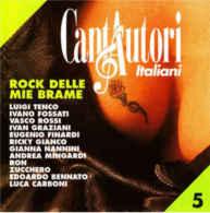 Various – Cantautori Italiani Vol. 5 - Rock Delle Mie Brame NM - Music & Instruments