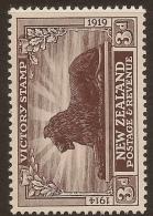 NZ 1920 3d Victory SG 456 HM #UM223 - Unused Stamps