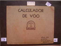 CALCULATING FLIGHT (BRAZIL) - OFFER OF PRODUCTS FOR AVIATION INTAVA, AS - Flight Certificates