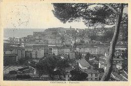 Ventimiglia - Panorama - Ed. G. Riello - Imperia