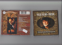 Willie Nelson & Friends With Tanya Tucker, Hank Cochran, Shirley Collie - Original CD - Country & Folk
