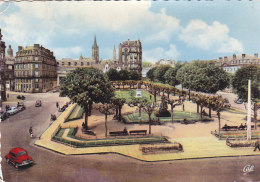 Bc - Cpsm Grand Format LIMOGES - Place Jourdan - Limoges