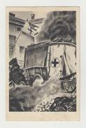 Comitato Assitenza Orfani Dei Medici Morti In Guerra Sanatorio Militare Anzio #Cartolina #Militari - War 1939-45