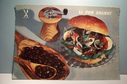 LE  PAN  BAGNAT - Küchenrezepte