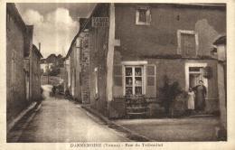 100168 - Dannemoine (89) Rue De Triboullet Bureau De Tabac - Autres Communes