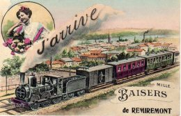 REMIRMONT - Mille Baisers - Remiremont