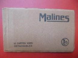 MALINES : CARNET EDITION NELS   (M2961) (LIRE PLUS BAS !) - Malines