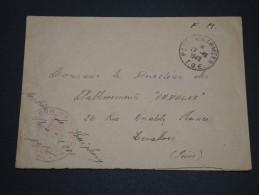 FRANCE - Enveloppe En Franchise En 1949 Pour La France Secteur De Haiphong - A Voir - L 1806 - Marcophilie (Lettres)
