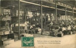 TALENCE -BORDEAUX Machine A Ecosser Et A Trier Les Petits Pois  SOCIETE DPRAT Jeune Et DURAND - France