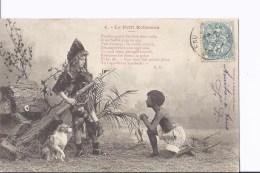 """1 CP .""""Le Petit Robinson"""". N° 4. Phot. Bergeret A. - Illustrateurs & Photographes"""