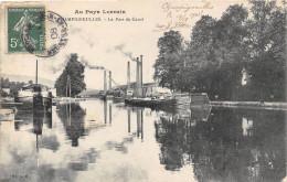 54-CHAMPIGNEULLES- LE PORT DU CANAL ( PËNICHES) - Briey