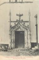 17-1330  CPA ILE DE RE  Porte De La Clerjotte à St  Martin De Ré Siège Du Protestantisme    2 SCANS - Ile De Ré