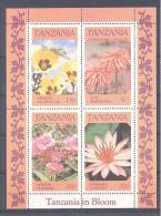 C  Tanzania   Michel #   Block 57  ** - Zonder Classificatie