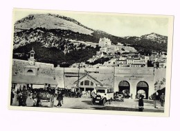 Gibraltar - Entrance To Town - Cars - Gibraltar