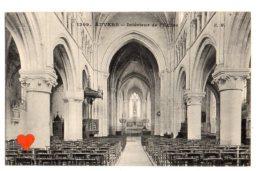 09919-LE-95-AUVERS-Intérieur De L'Eglise - Auvers Sur Oise