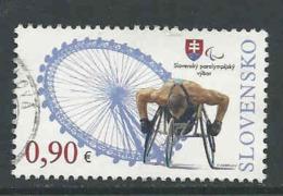 Slowakije, Yv 600 Jaar 2012,  Gestempeld, Zie Scan - Slovaquie