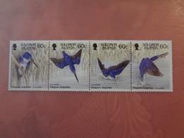 Solomon Islands Birds (70) - Isole Salomone (1978-...)