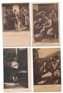 Lot De 23 CPA Série MUSEE DU LOUVRE - Cartoline
