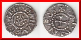 RARE **** DENIER CHARLEMAGNE - SENNES - CARLVS REX SENSE - ARGENT - SILVER **** EN ACHAT IMMEDIAT !!! - 751-987 Monnaies Carolingiennes