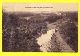 * Chiny Sur Semois (Luxembourg - La Wallonie) * (Desaunoy, édit Florenville) Panorama, Vue Général, Algemeen Zicht - Chiny