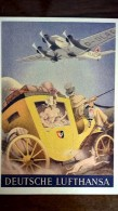 Deutsches Reich-WW II- Propaganda - Lufthansa - Reprint - Allemagne