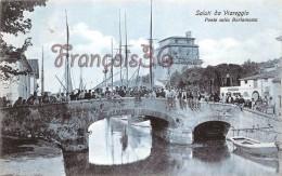 Saluti Di Viareggio - Ponte Sulla Burlamacca - Viareggio