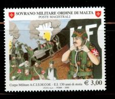 SMOM 2006 Un 844 MHN - Malte (Ordre De)