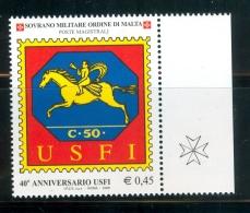 SMOM 2006 Un 830 MHN - Malte (Ordre De)