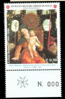SMOM 2006 Un 835 MHN - Malte (Ordre De)