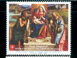 SMOM 2008 Un 929 MHN - Malte (Ordre De)
