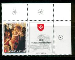 SMOM 2010 Un 1011 MHN - Malte (Ordre De)