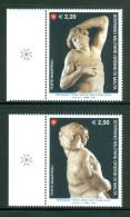 SMOM 2010 Un 1040-1041 Set MHN - Malte (Ordre De)