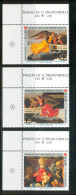 SMOM 2009 Un 1001-1003 Set MHN - Malte (Ordre De)